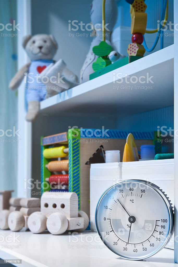 Child room royalty-free stock photo