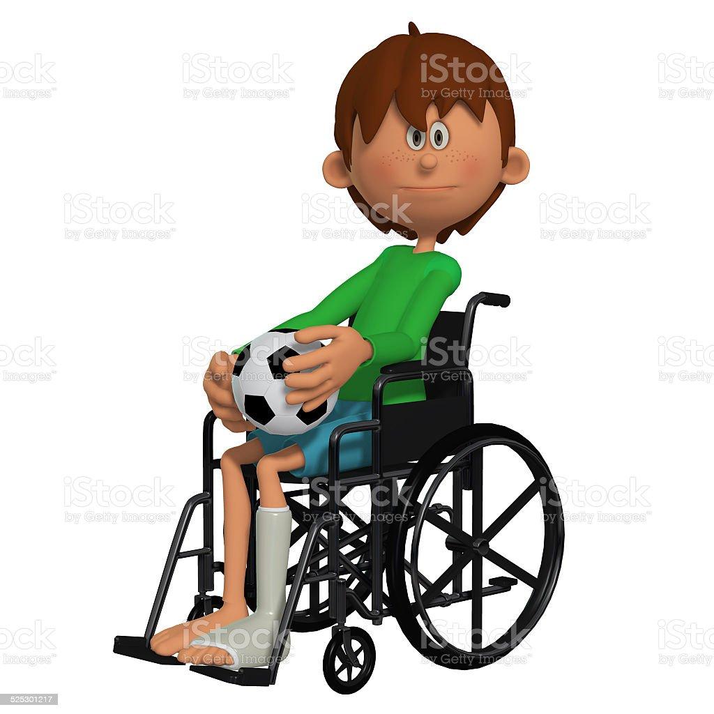 Ni o sentado en la silla de ruedas fotograf a de stock y m s im genes de adolescente istock - Silla de ruedas ninos ...