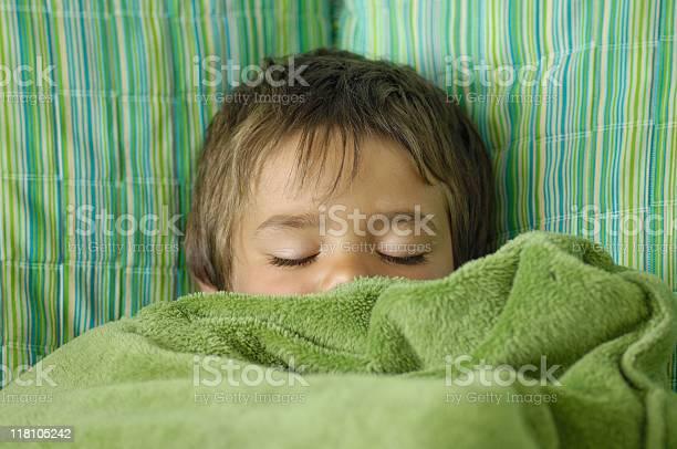 Child Sleeping Stock Photo - Download Image Now