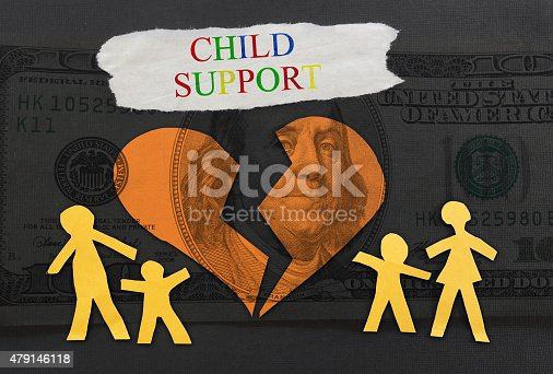 istock Child Support concept 479146118