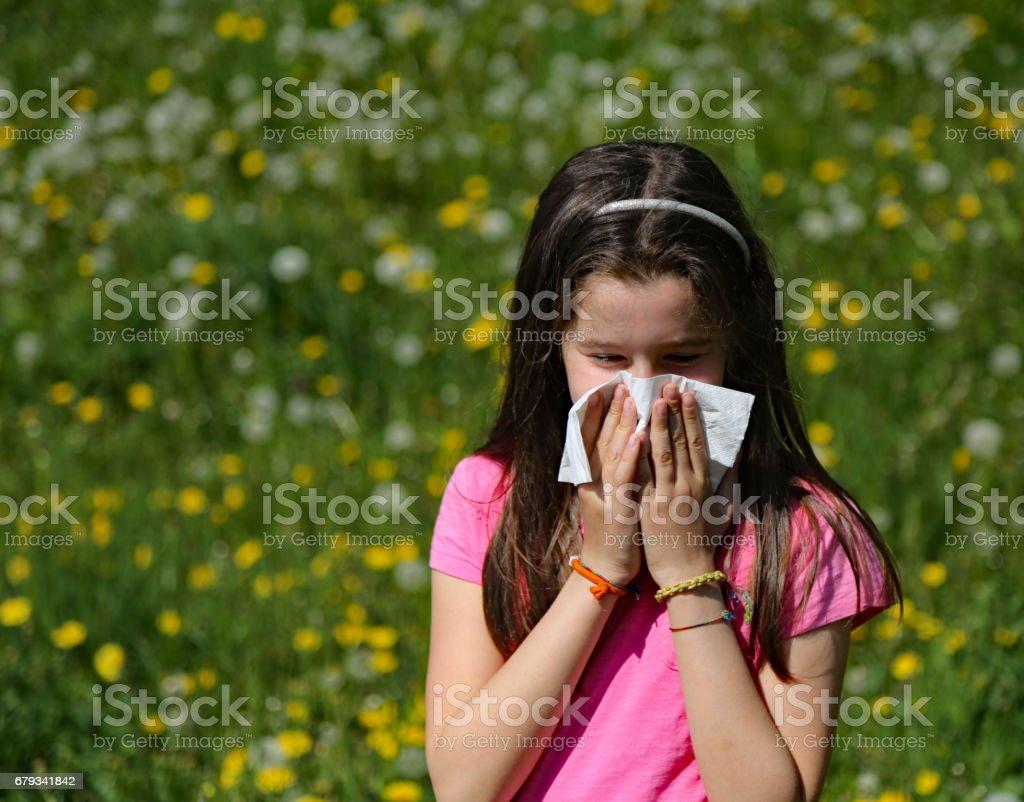 allergie gegen gräser
