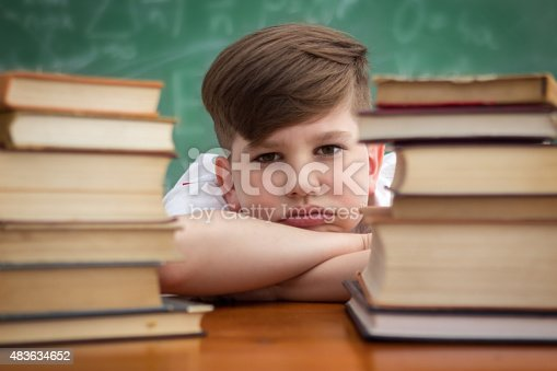 istock Child with learning difficulty 483634652