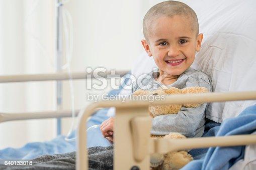 istock Child with Leukemia 640133018