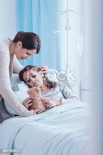 istock Child with toy 932785912