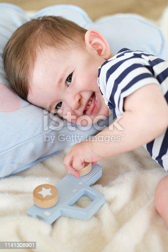 489225417 istock photo Childhood. 1141308901