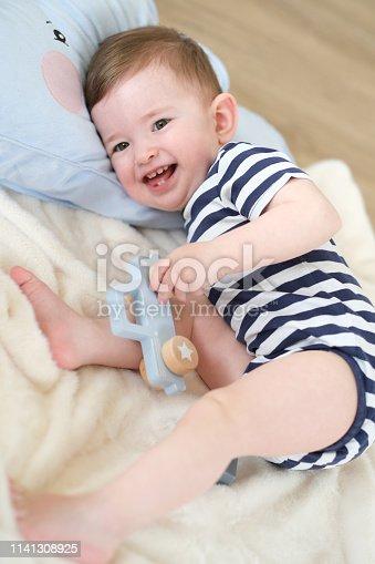 489225417 istock photo Childhood. 1141308925