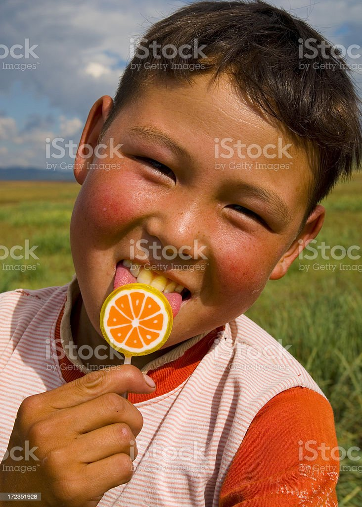 Childhood royalty-free stock photo