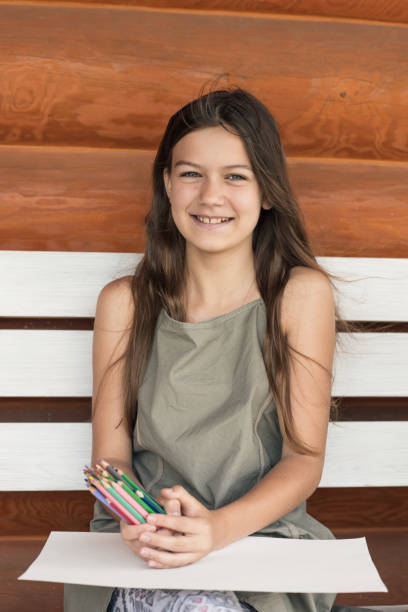 10 Year Old Girl Models Pictures Stock Photos, Pictures