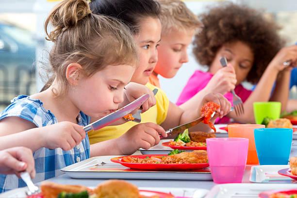 Children eating school dinners picture id499888639?b=1&k=6&m=499888639&s=612x612&w=0&h=yrgbyvkyb7 o3t18jqijsgg05ktnf9sawf8igbzxjuq=