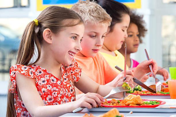 Children eating school dinners picture id500753925?b=1&k=6&m=500753925&s=612x612&w=0&h=arn6rkxgd4daw6yn71p lxyqc9iakrus8ofbnfma5as=