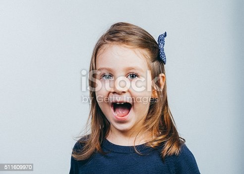 istock children girl enjoying screaming expression 511609970