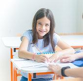 Children in Arithmetic School