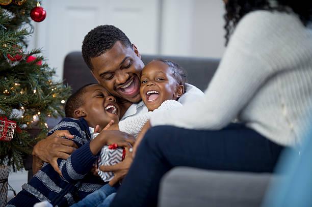 Black People Christmas Pictures.Best Black People Christmas Stock Photos Pictures Royalty