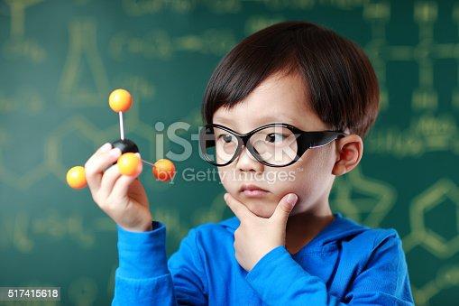 istock Children learn chemistry 517415618