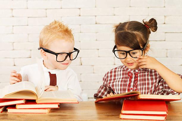 Kinder nerds – Foto