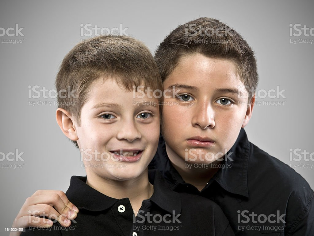 Children (real people) royalty-free stock photo