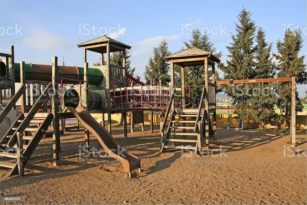 Children Playground - Royalty-free Child Stock Photo