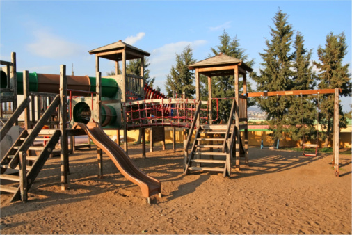 Children Playground Stock Photo - Download Image Now