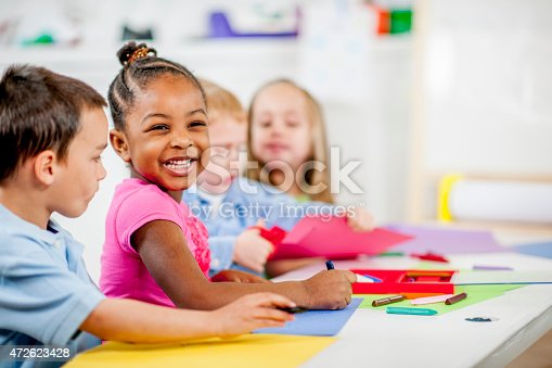 istock Children Playing at Daycare 472623428