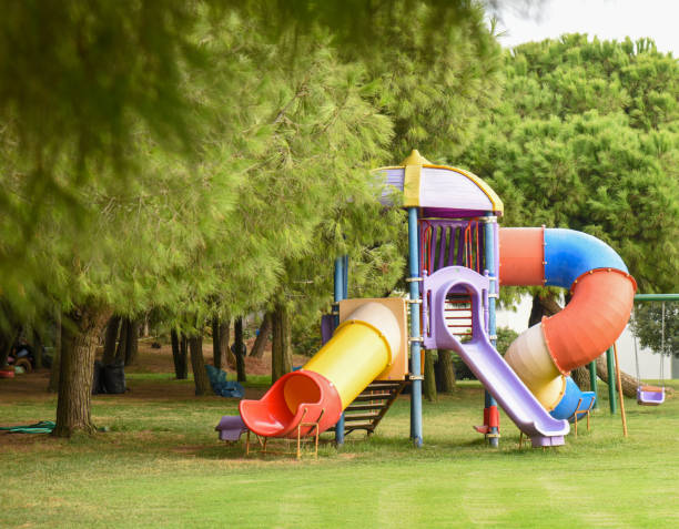 children playpen - playpen stock pictures, royalty-free photos & images