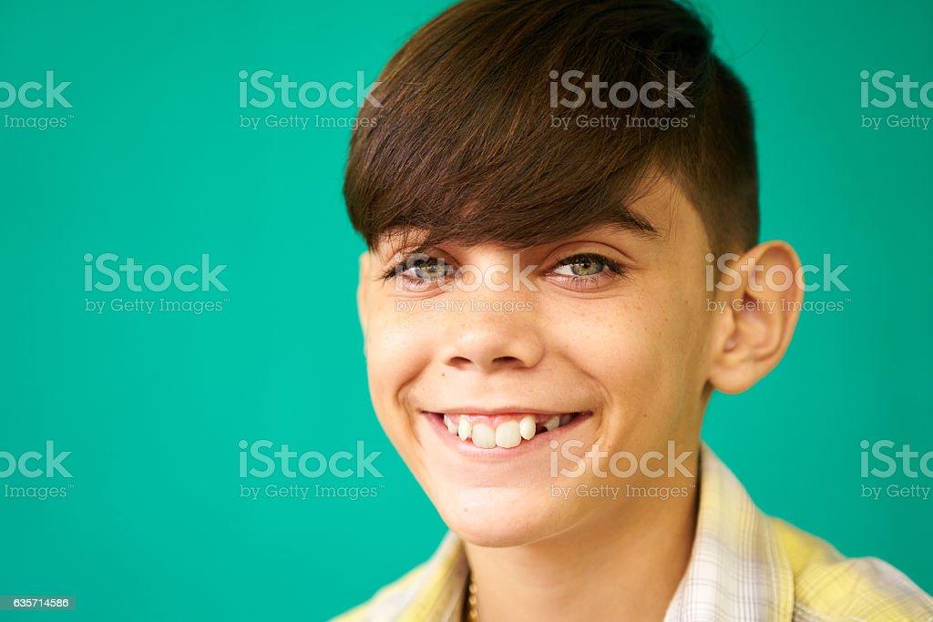 Children Portrait Latino Boy Smiling Happy Funny Hispanic Child royalty-free stock photo
