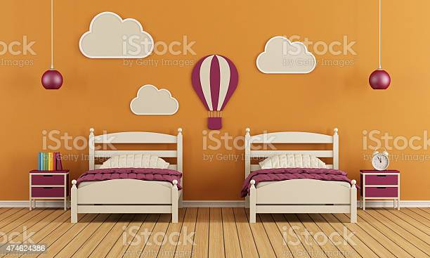 Childrens Bedroom Stock Photo Download Image Now Istock