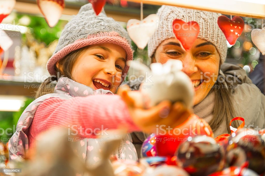 Children's cheer at Christmas time – Foto