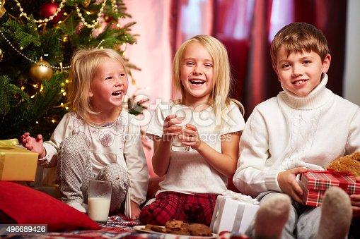 865399512istockphoto Children'€™s Christmas party 496689426