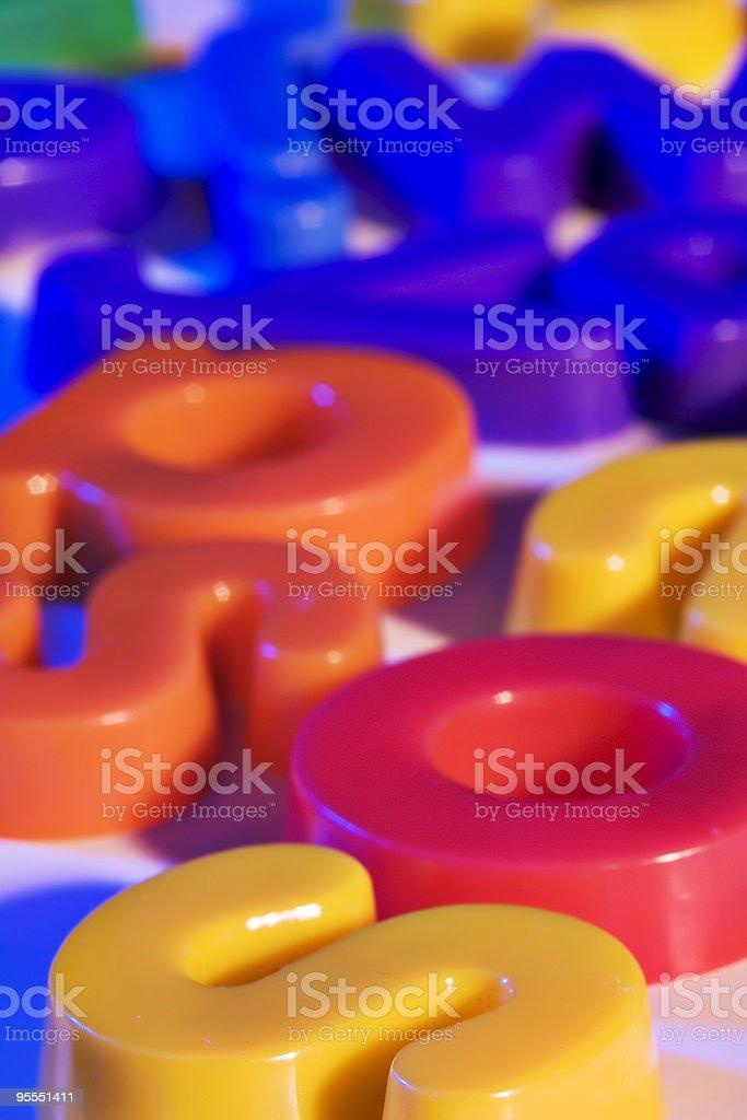 Children's Education royalty-free stock photo