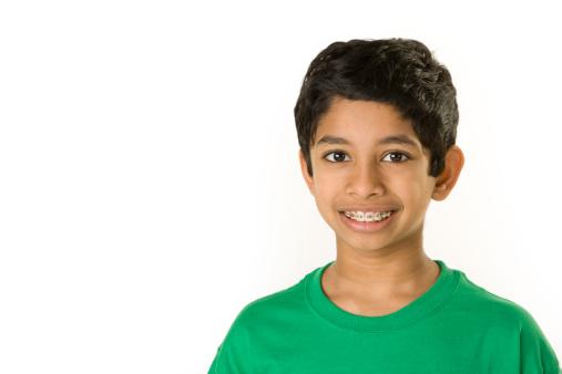 Kinder Gesichter Der Vielfalt Zahnspange Stockfoto und mehr Bilder von 10-11 Jahre
