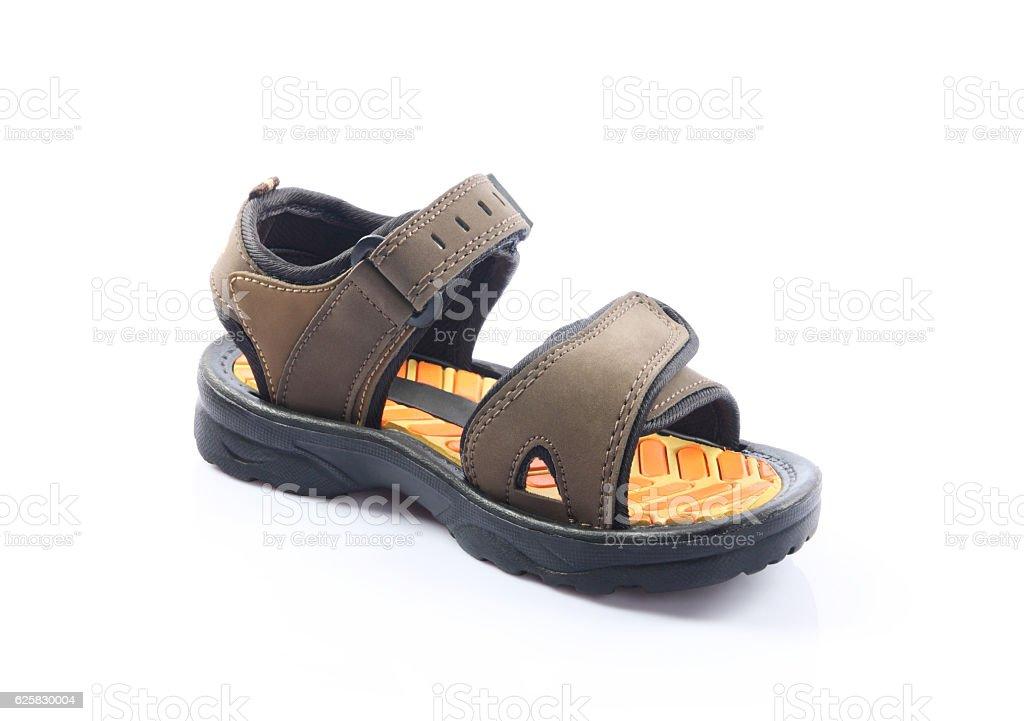 Calçados infantis - foto de acervo