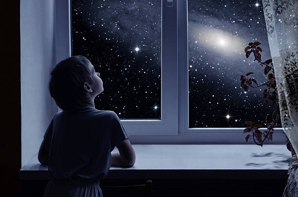 children's imagination - infinity stock photos and pictures