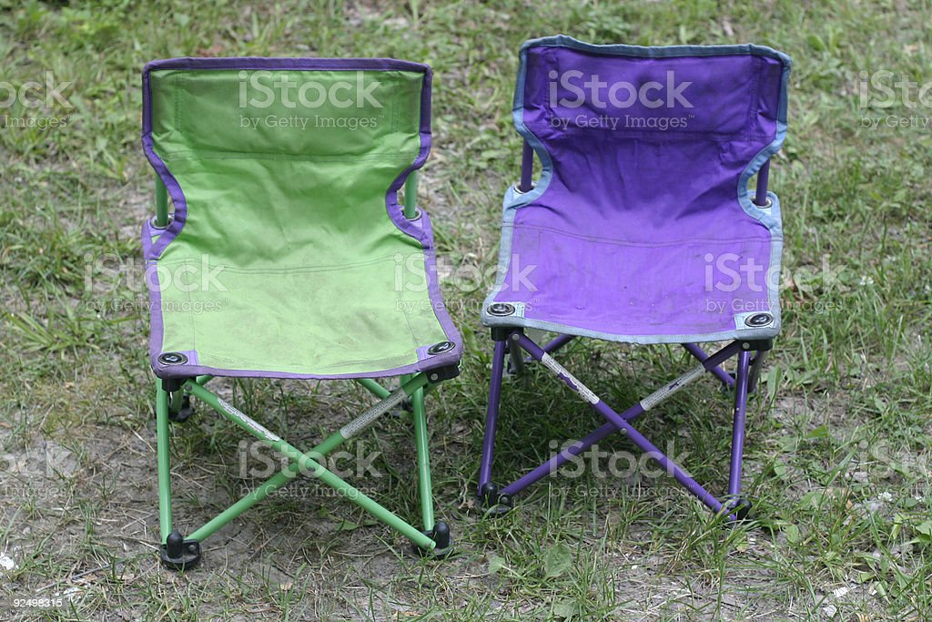 Remarkable Childrens Lawnchairs Stock Photo More Pictures Of Camping Machost Co Dining Chair Design Ideas Machostcouk