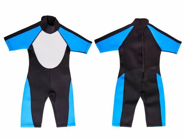 Children's neoprene costume stock photo