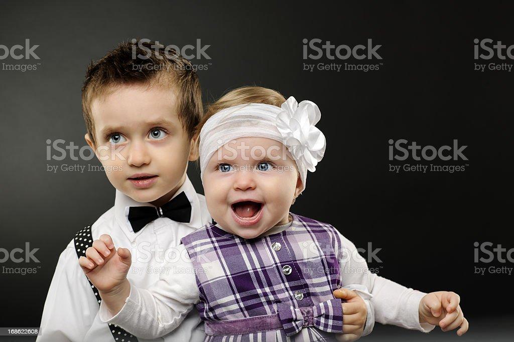 childrens royalty-free stock photo