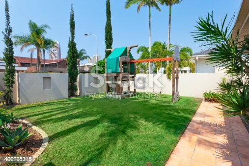 istock childrens play area in backyard 466265315