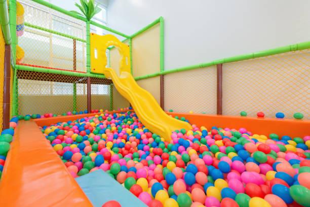 Terrain de jeux pour les enfants - Photo