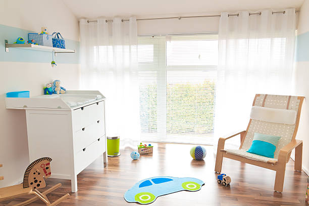 Spielzimmer für Kinder – Foto