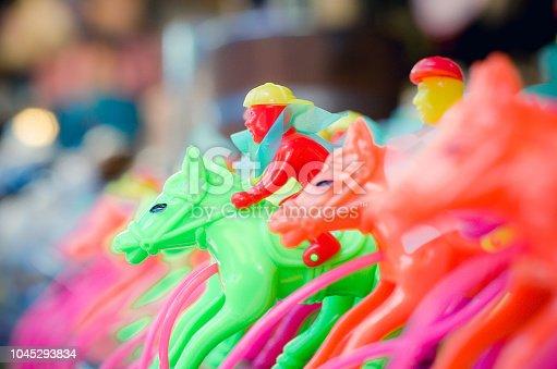 Children's toy races