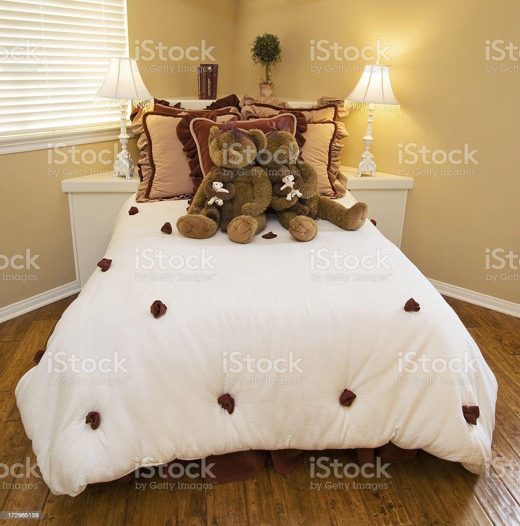 Child's Bedroom royalty-free stock photo