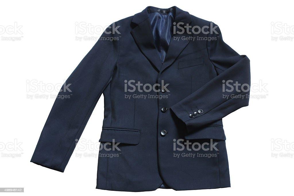 Child's classic jacket stock photo