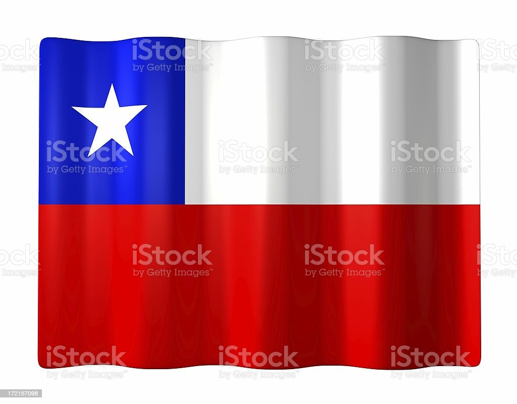 Chile royalty-free stock photo