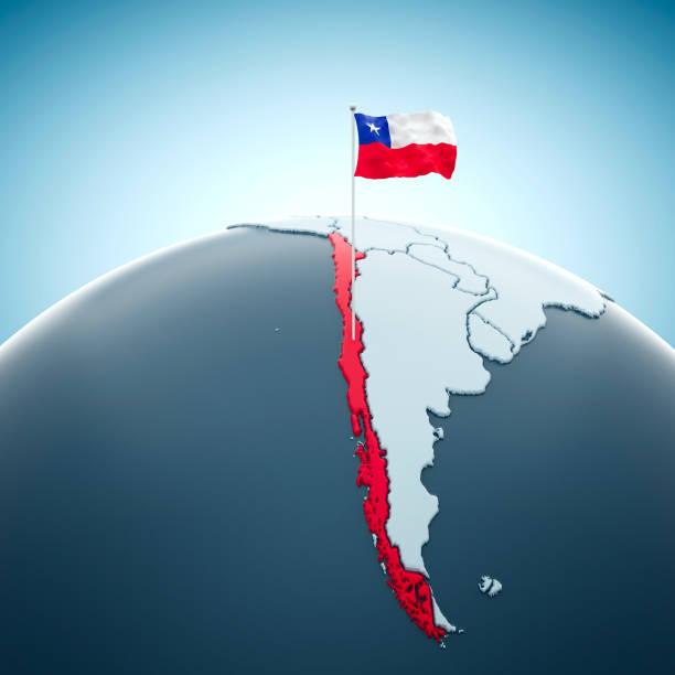 chile, santiago - freistaat stock-fotos und bilder