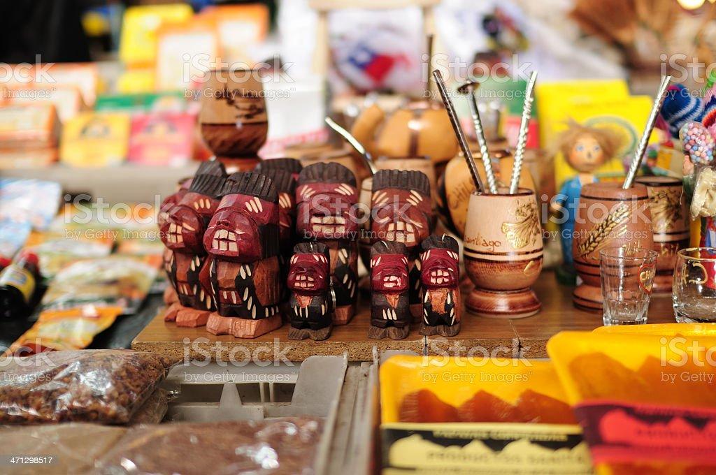 Chilenische souvenirs – Foto