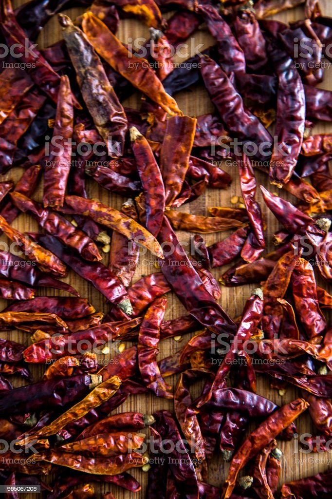 Chiles royalty-free stock photo