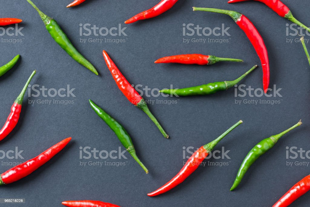 Chili or chilli pepper on background royalty-free stock photo