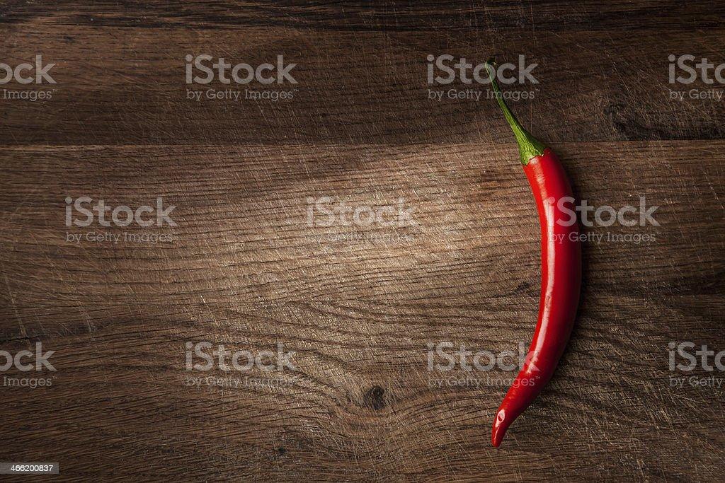 Chili pepers stock photo