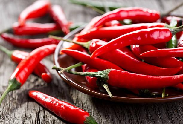 chili pepper - spaanse peper stockfoto's en -beelden