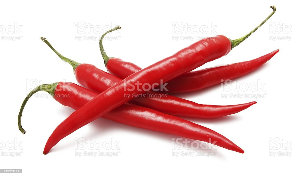 Chili pepper royalty-free stock photo