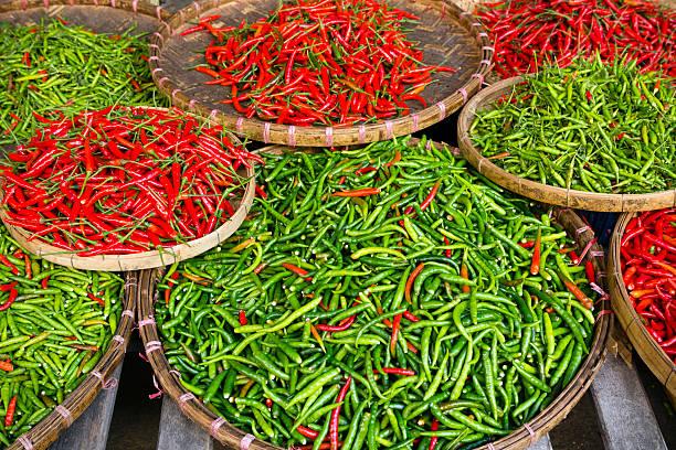 Chili thailändische Küche, Thailand – Foto